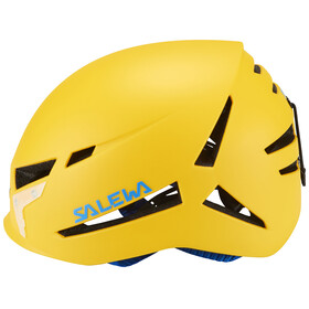 Salewa Vega skihelm geel